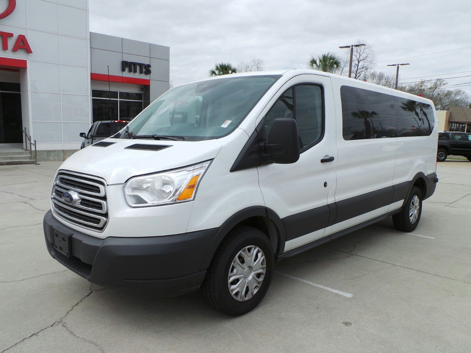 full ford surprisingly wagon good passenger hightechdad a transit xlt van vacation