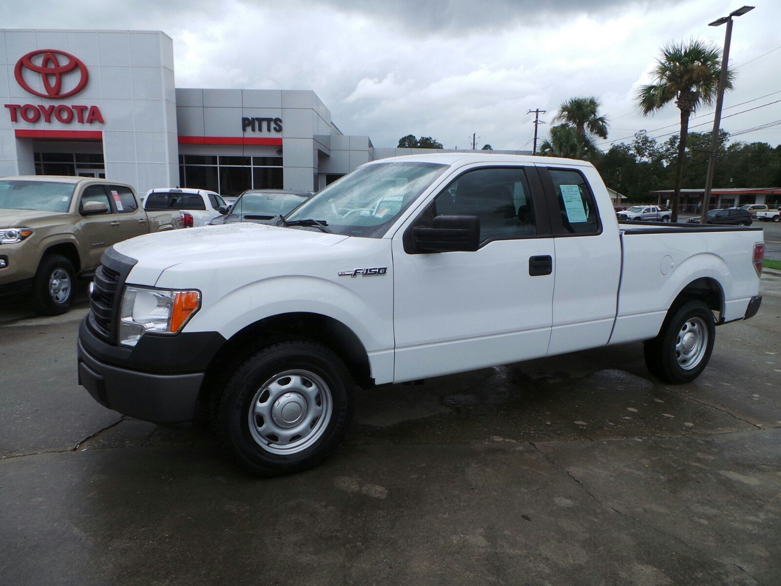 Pre owned 2014 ford f 150 xl
