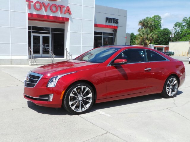 Pre-Owned 2016 Cadillac ATS Coupe Performance Collection RWD