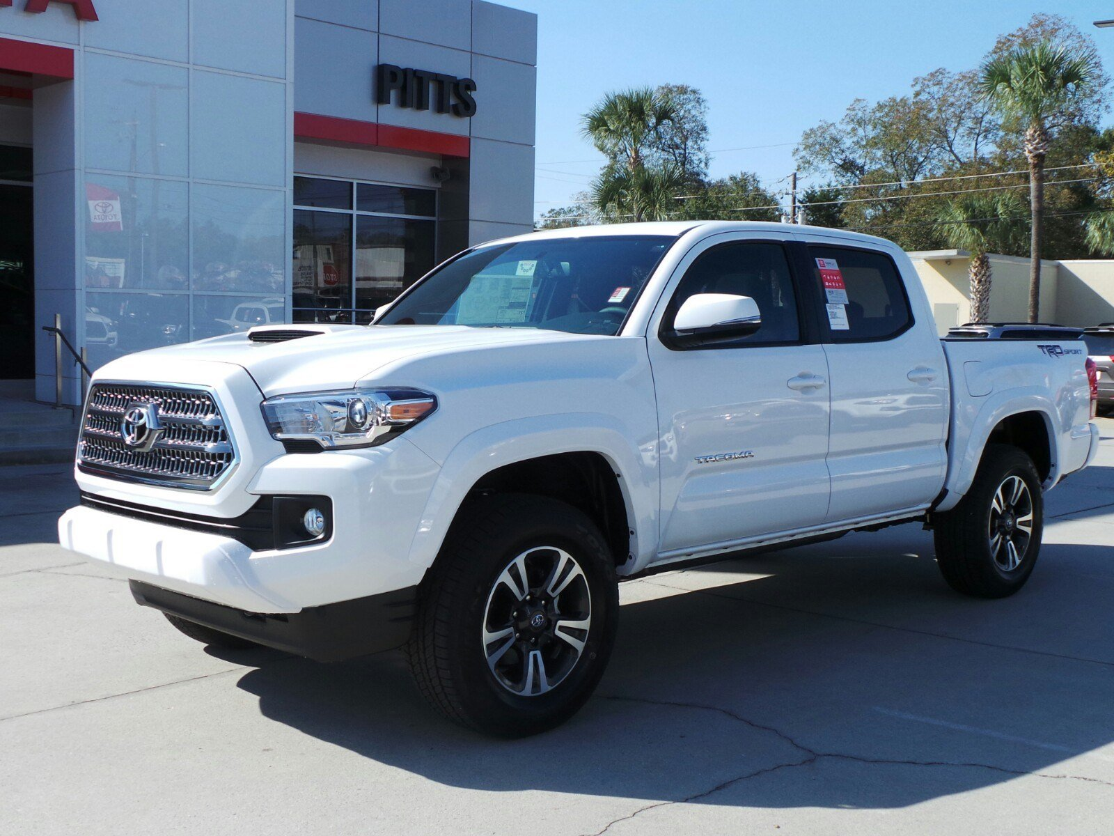 crew inventory trd cab sport lebrun tacoma toyota pickup new
