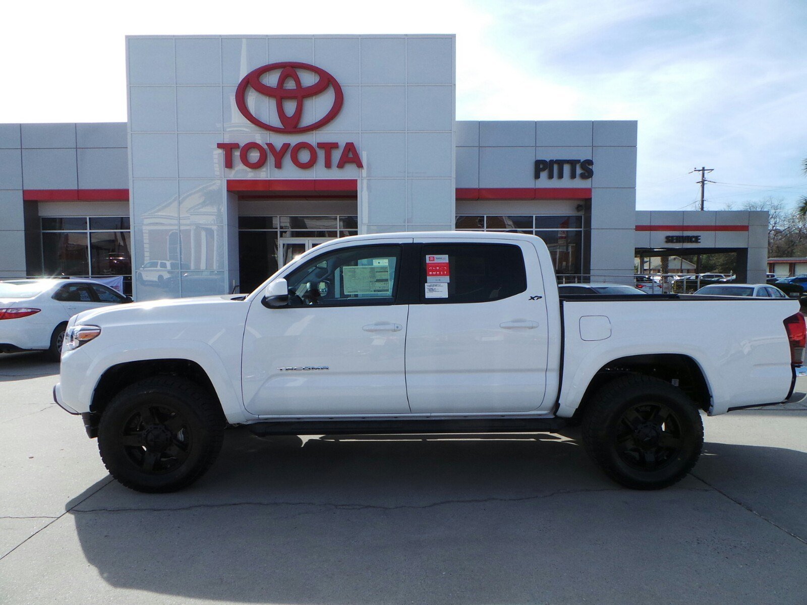 New 2018 Toyota Tacoma Sr5 Double Cab In Dublin 8052