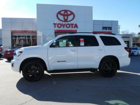 New 2018 Toyota Sequoia TRD Sport 4WD