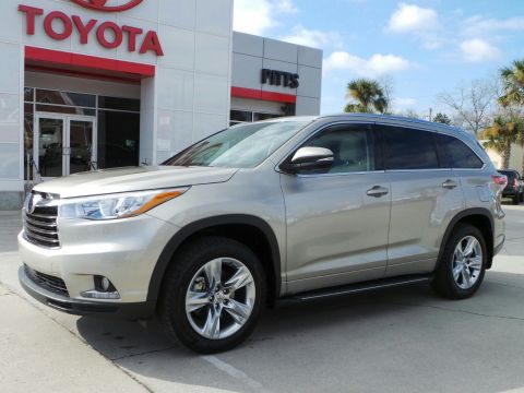 Pre-Owned 2014 Toyota Highlander LIMITED PLATINUM