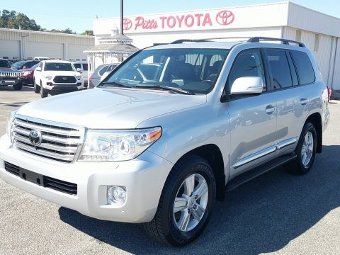 Pre-Owned 2014 Toyota Land Cruiser 4DR 4WD